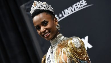 Photo of Miss Afrique du Sud, Zozibini Tunzi a été élue Miss Univers 2019