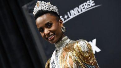 Photo de Miss Afrique du Sud, Zozibini Tunzi a été élue Miss Univers 2019
