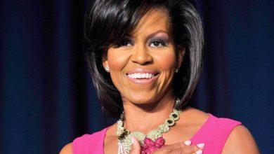 Photo of Michelle Obama fait un don de 500 000 dollars pour la promotion de l'éducation des filles dans le monde !