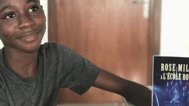 Photo of 12 ans, Yvan Adepo devient le plus jeune écrivain ivoirien !