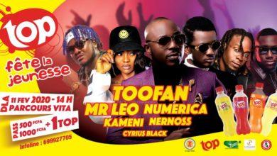 Photo of Le groupe Toofan explose le parcours vita de Douala le 11 février