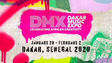 Photo of Dakar Music Expo 2020 : Du 28 janvier au 2 février