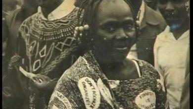 Photo of Anne-Marie Nzié, la voix d'or camerounaise !