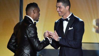 Photo of Samuel Eto'o crée la polémique en désignant Cristiano Ronaldo comme le meilleur joueur de tous les temps
