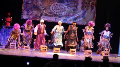 Photo de Ekang Immortel lauréat de la première édition du Festival Kalbass d'Afrique
