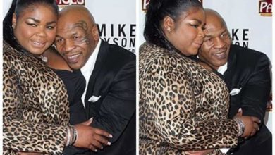 Photo of Mike Tyson offre 10 millions de dollars à l'homme qui épousera sa fille !