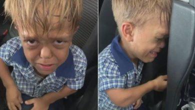 """Photo of Un garçon nain de 9 ans persécuté au quotidien: """"Maman, je veux juste mourir"""" !"""