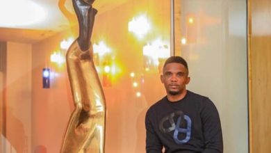 Photo of Samuel Eto'o sensibilise contre la propagation du coronavirus en Afrique