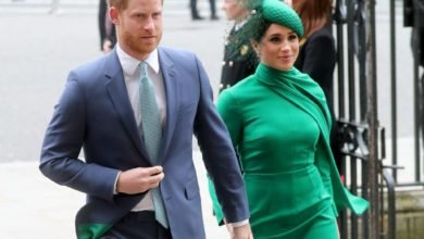 Photo of Prince Harry et Meghan Markle taclés par le président Donald Trump