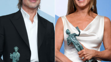 Photo of Brad Pitt et Jennifer Aniston sont actuellement confinés ensemble