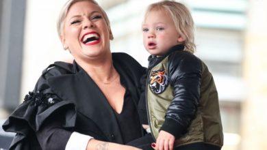 Photo of La chanteuse Pink et son fils de 3 ans, testés positifs au coronavirus