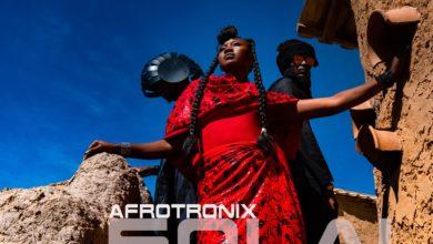 Photo of Pour sa dernière création « Solal » comme un phénix, AfrotroniX nous présente une œuvre avec de belles surprises
