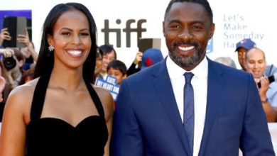 Photo of Idris Elba et sa femme sortis de quarantaine !