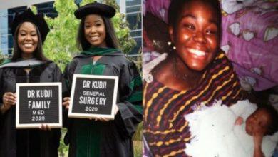 Photo of Une mère ghanéenne et sa fille reçoivent leurs diplômes de médecine aux USA le même jour !