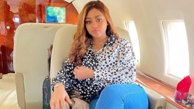 Photo of Carnet rose : Regina Daniels a accueilli son premier enfant
