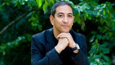 Photo of L'écrivain marocain Youssouf Amine Elalamy, lauréat du Prix Orange du livre en Afrique 2020