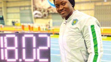 Photo of La camerounaise Auriol Dongmo, record d'Afrique du lancer de poids défendra désormais les couleurs du Portugal