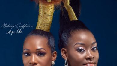 Photo of Les coiffures mystérieuses d'ANGE EKA