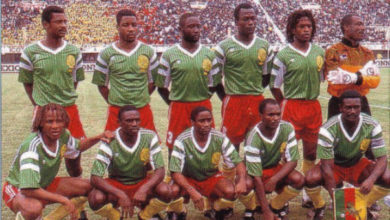 Photo of Suite au décès de Tataw, le président Paul Biya promet 22 logements sociaux pour les lions indomptables de 1990