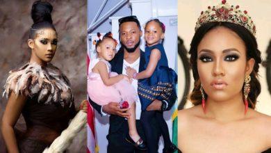 Photo of Un proche de Flavour affirme que le chanteur s'est marié avec la maman de ses filles Sandra Okagbue !