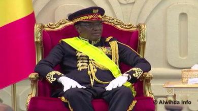 Photo de Le Président Tchadien Idriss Déby élevé au rang de Maréchal !