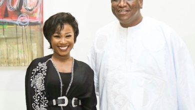 Photo of Carmen Sama est allée féliciter le nouveau premier ministre Hamed Bakayoko !
