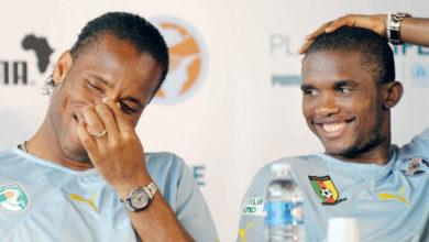Photo of Samuel Eto'o s'enflamme pour Drogba : « Les ivoiriens ne savent peut-être pas qu'ils possèdent une grande chance d'avoir Didier Drogba » !