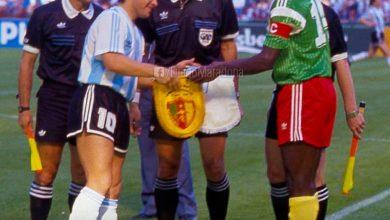Photo of Touché par le  décès  Stephen Tataw, Diego Maradona, lui rend un bel hommage