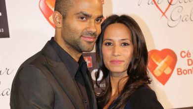 Photo of Après 9 ans de vie commune, Tony Parker officialise sa séparation avec son épouse Axelle Francine