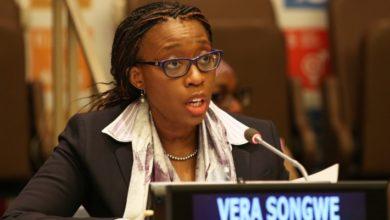 Photo of La Camerounaise Vera Songwe classée parmi les 100 femmes les plus influentes d'Afrique en 2020 !