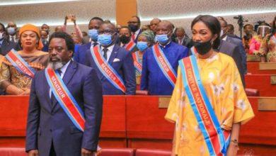 Photo of L'ancien Président Congolais Joseph Kabila fait une entrée remarquable au Senat !