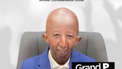 Photo de Grand P annonce sa candidature à la Présidence Guinéenne !