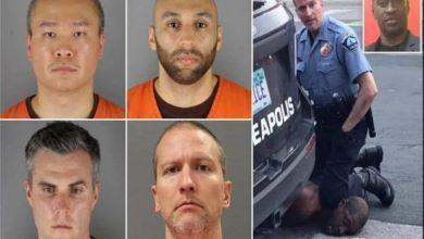 Photo of Les quatre policiers impliqués dans le meurtre de George Floyd se retournent les uns contre les autres !