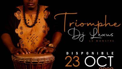 "Photo de LE PROJET ""TRIOMPHE"" DE DJ LEXUS LE MONSTRE DISPONIBLE LE 23 OCTOBRE 2020"
