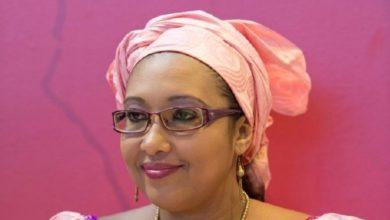 Photo de L'écrivaine camerounaise Djaïli Amadou Amal, finaliste du plus prestigieux prix littéraire français, le Goncourt