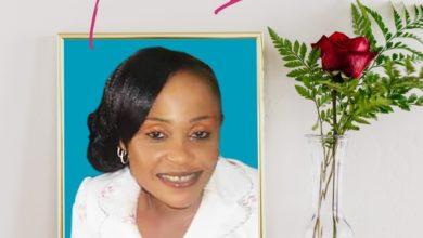 Photo de Nécrologie: La journaliste Mireille Lambo n'est plus