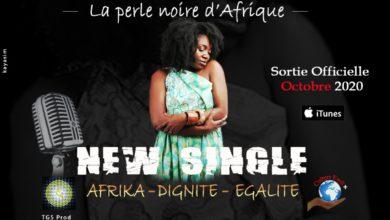 Photo de A la découverte de Marie-Noëlle Atangana, la perle noire d'Afrique