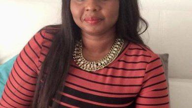 Photo de Aida Diop femme forte, modèle inspirante et entrepreneure.