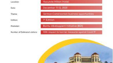 Photo de Les Germanys Days : Du 11 au 12 Décembre 2020 à Yaoundé