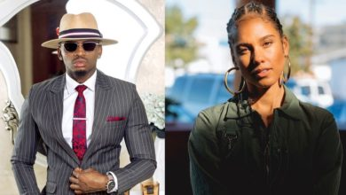 Photo de Quand Alicia Keys valide Diamond Platnumz…