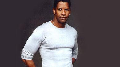 Photo de Denzel Washington élu meilleur acteur du 21ème siècle par le New York Times