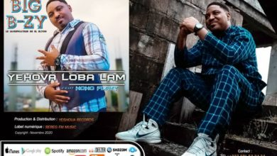 Photo de BIG B-ZY de retour avec un nouveau single « YEHOVA LOBA LAM » featuring NONO FLAVY