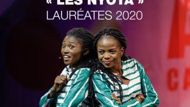 Photo de Le duo d'humoristes congolaises « Les Nyota » lauréates de la sixième édition du Prix RFI Talents du rire