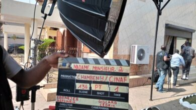 Photo de Série : Le tournage de la saison 2 de Madame… Monsieur est lancé