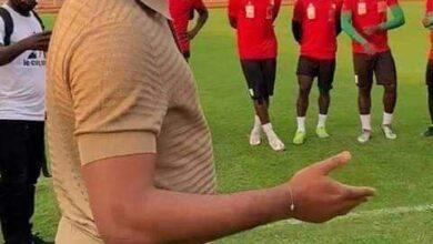 Photo de Chan Total 2020: Quand Samuel Eto'o motive les Lions A' : « chacun de vous est meilleur…chaque match est une finale il faut gagner »
