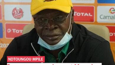 Photo de Martin Ndtoungou Mpile (Coach Lions A') : « Je n'ai jamais fonctionné avec les sorciers…»