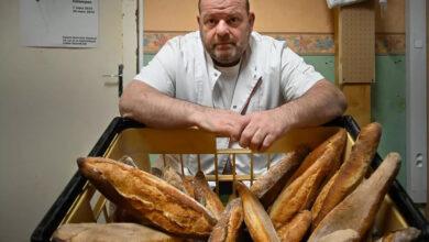 Photo de L'apprenti guinéen du boulanger de Besançon en grève de la faim a été régularisé