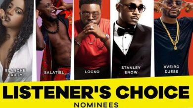Photo de Après Stanley Enow, les MTV Africa Music Awards ajoutent à la liste des nominés Aveiro Djess, Salatiel, Locko et Blanche Bailly