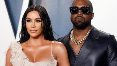 Photo de Après six ans de mariage et quatre enfants, Kim Kardashian et Kanye vont divorcer