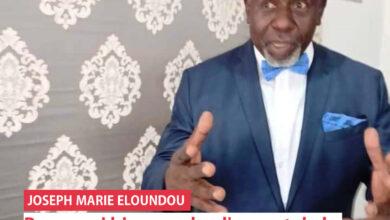 Photo de Joseph Marie Eloundou nous dévoile son ouvrage « Paul Biya le disque dur ou l'héritage des générations »